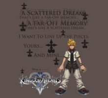 Kingdom hearts 2 (roxas) by Jonathon Measday