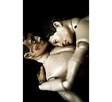 Toy Box - Action Men in Love II Photographic Print