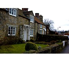 Helmsley Cottages #1 Photographic Print