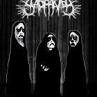 SAD PANDA - Logo and Band photo... by IWML