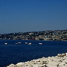 Bay of Naples by BronReid