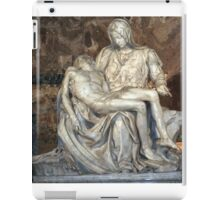 Michelangelo's Pieta iPad Case/Skin