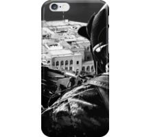 Fighter over Iraq iPhone Case/Skin