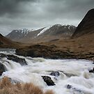 Rapids. Landscape by weecoughimages