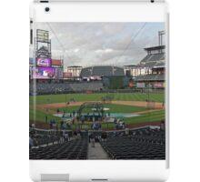 Coors Field Denver, Colorado iPad Case/Skin