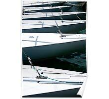 Dragon Class Keelboats Poster