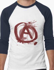 Counter Strike A Site Men's Baseball ¾ T-Shirt