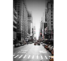 Manhattan Streetscape iii Photographic Print
