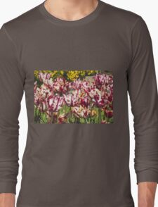 Tulips Galore Long Sleeve T-Shirt