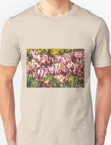 Tulips Galore Unisex T-Shirt