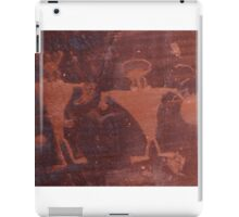 History in the Rock iPad Case/Skin