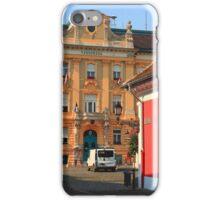Óbuda Városháza iPhone Case/Skin