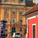 Óbuda Városháza by zumi