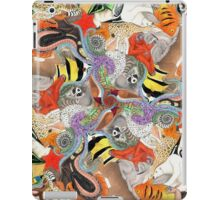 Complementary Tessellation iPad Case/Skin