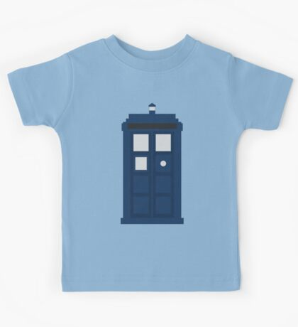 Time and Relative Dimensions in Space (MK1) Kids Tee