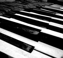 Piano II by Josephine Pugh
