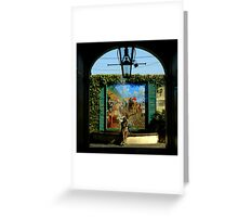 French Quarter ~ Part Two Greeting Card