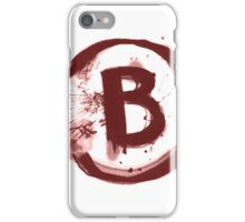 Counter Strike B Site iPhone Case/Skin
