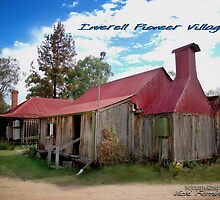 Inverell Pioneer Village Hut © Vicki Ferrari Photography by Vicki Ferrari