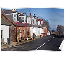 More Corrie Cottages Poster