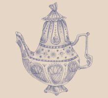 Tea Pot Doodle by brettisagirl