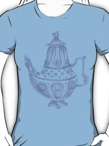 Tea Pot Doodle T-Shirt