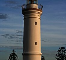 Lighthouse- Kiama by Evita