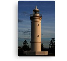 Lighthouse- Kiama Canvas Print