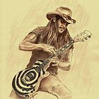 Zakk Wylde by Kathleen Kelly-Thompson