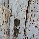 Closed door by bubblehex08