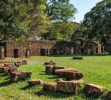 Jesuit Mission of San Ignacio by photograham