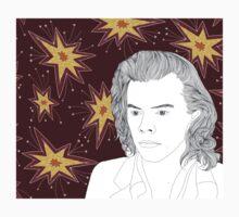 Starburst Harry  Kids Tee