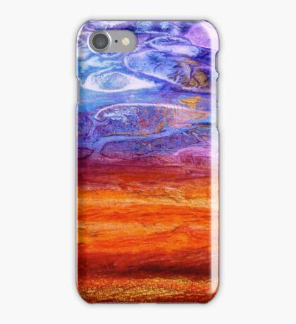 Here Comes the Rain iPhone Case/Skin