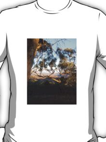 View from Horan's Track through the Murchison Gap Vic Aust T-Shirt