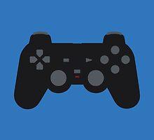 DualShock 2 Controller Black by Fardan Munshi