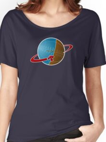 Spaceship! v2 Women's Relaxed Fit T-Shirt