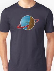 Spaceship! v2 Unisex T-Shirt