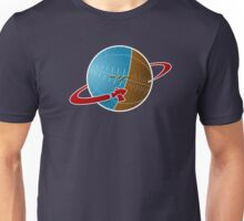 Spaceship! v2 Unisex T-Shirt