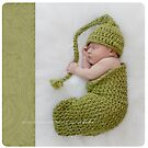 Pea Pod Anyone? by Kristen  Byrne