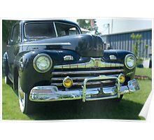 Original 1946 Ford Poster