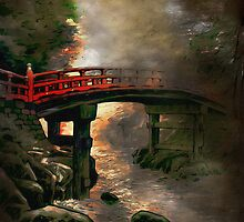 Bridge in Japan by andy551