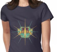 Parvo Womens Fitted T-Shirt