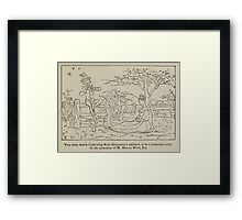 Kate Greenaway Collection 1905 0557 Humorous Artist Hopes Framed Print
