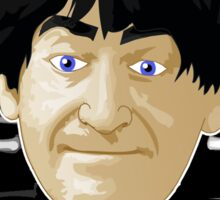 Doctor Who - Second Doctor Intro Sticker