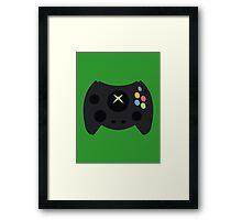 Xbox Fatty Controller Framed Print