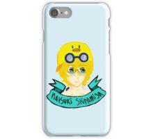 Natsuki Shinomiya iPhone Case/Skin