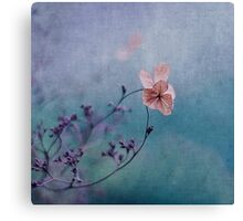 The echo of love Canvas Print