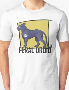Feral Druid - Alliance T-Shirt
