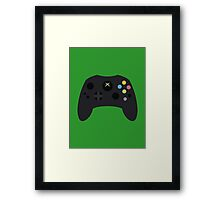 Xbox Controller S Framed Print