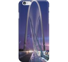 MHB Storm Sunset (Blue) iPhone Case/Skin